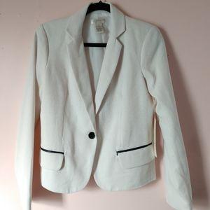 NWT! KENAR Off-white Blazer Size S